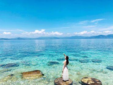 Tour Cù Lao Xanh Quy Nhơn 1 ngày